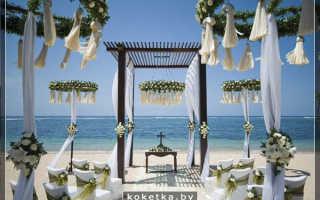 Экзотическая свадьба зимой – выбор страны