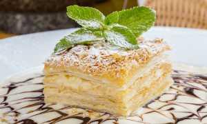 Крем заварной для наполеона – разные варианты для одного тортаКрем заварной для наполеона – разные варианты для одного торта: как приготовить, советы