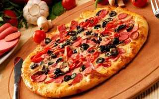 Начинка с колбасой для пиццы: как приготовить, советыНачинка с колбасой для пиццы: как приготовить, советы: как приготовить, советы