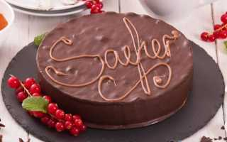 Как приготовить торт захер в домашних условияхКак приготовить торт захер в домашних условиях: как приготовить, советы