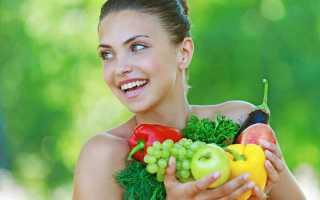 Раздельное питание для похудения – меню на неделю и таблица совместимости продуктов