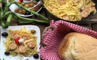 Фетучини с креветками в сливочном соусе: как приготовить, советыФетучини с креветками в сливочном соусе: как приготовить, советы: как приготовить, советы