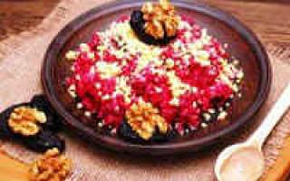 Свекла с грецким орехом и черносливом: как приготовить, советыСвекла с грецким орехом и черносливом: как приготовить, советы: как приготовить, советы