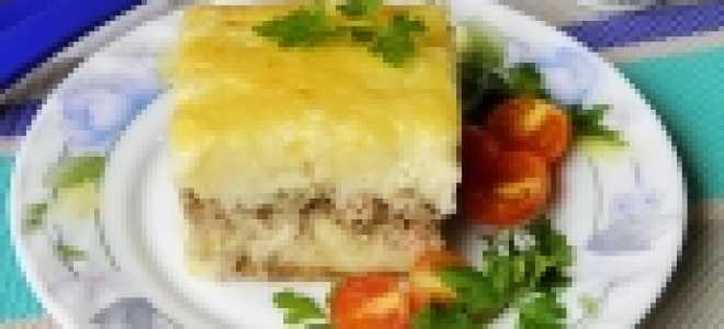Запеканка с мясом: 117 домашних вкусных рецептов приготовления