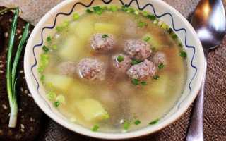 Суп с фрикадельками: 22 домашних вкусных рецепта приготовления