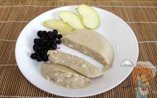 Кисель из геркулеса: бабушкин рецепт и способ приготовления
