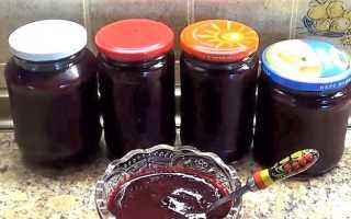 Желе из черной смородины: как приготовить, советы