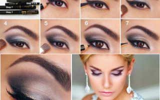 Как сделать макияж на свадьбу