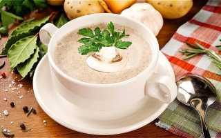 Крем-суп из шампиньонов: как приготовить, советыКрем-суп из шампиньонов: как приготовить, советы: как приготовить, советы