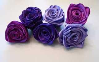 Цветы из кожи своими руками пошагово