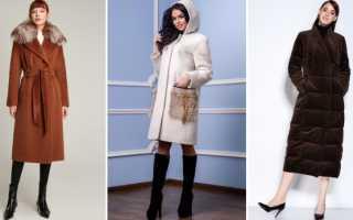 Зимнее пальто женское – тепло, практично и красиво!
