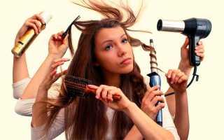 Как придать волосам роскошный объем – 15 способов