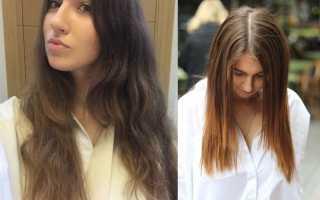 Что нужно знать о химическом выпрямлении волос: отзывы о процедуре