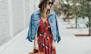 Летние платья и сарафаны  – трендовые фасоны и модели