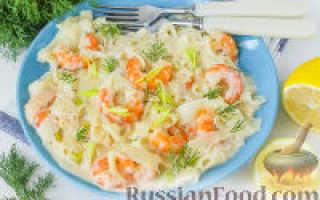 Королевские креветки – рецепты приготовления блюд