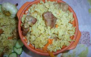 Плов со свининой и рисом в горшочках: как приготовить, советыПлов со свининой и рисом в горшочках: как приготовить, советы: как приготовить, советы