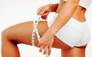 Упражнения для похудения ног