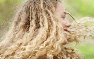 Основные правила ухода за вьющимися волосами и рекомендации по их восстановлению