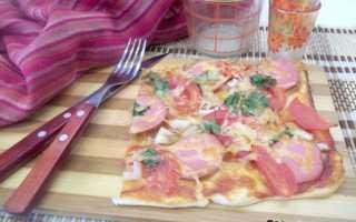 Пицца с колбасой, сыром и помидорами: как приготовить, советыПицца с колбасой, сыром и помидорами: как приготовить, советы: как приготовить, советы