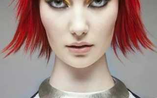 Креативные стрижки на волосы средней длины:подбор и специфика