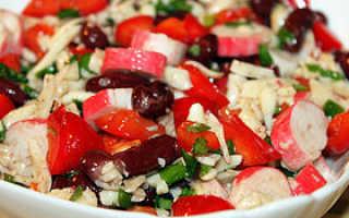 Салат с болгарским сладким перцем – 370 домашних вкусных рецептов