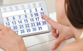 Нарушение менструального цикла – причины