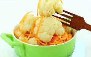 Цветная капуста по корейски: как приготовить, советыЦветная капуста по корейски: как приготовить, советы: как приготовить, советы