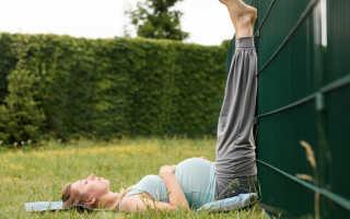 Йога для беременных: лучшие позы во время беременности