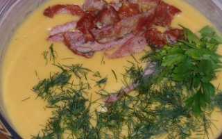 Сырный суп с копченостями: ваш любимый рецепт!