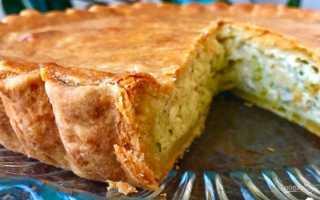 Луковый пирог: 291 домашний вкусный рецепт приготовления