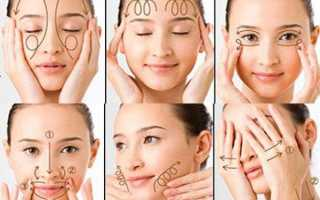 Японский массаж лица – простой секрет молодости