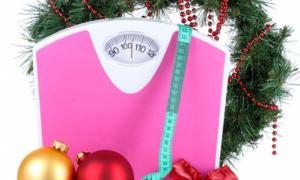 Как похудеть к новому году в домашних условиях – простой план на неделю
