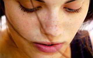 Как убрать пигментные пятна на лице в домашних условиях