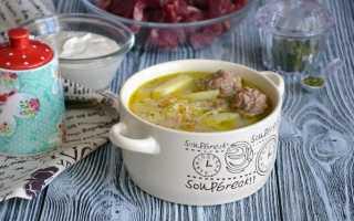 Суп с фрикадельками и рисом: как приготовить, советыСуп с фрикадельками и рисом: как приготовить, советы: как приготовить, советы