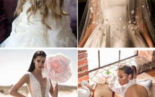 Свадебные аксессуары для невесты: тренды 2020 года, фото