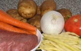 Баранье жаркое в духовке с картошкой и фасолью: как приготовить, советыБаранье жаркое в духовке с картошкой и фасолью: как приготовить, советы: как приготовить, советы