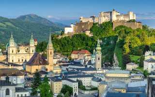 Австрия для туристов – лучшие города и достопримечательности