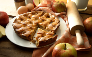Яблочный пирог с добавлением корицы: как приготовить, советыЯблочный пирог с добавлением корицы: как приготовить, советы: как приготовить, советы