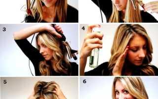 50 Идей как сделать волосы кудрявыми — С плойкой или без?
