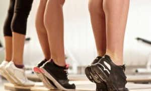 Как похудеть в икрах ног – упражнения и растяжка мышц