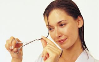 Маски для ломких и секущихся волос дома – отзывы и рецепты