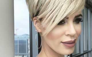 Экстравагантная косая челка (50 фото) — Разнообразные модные стрижки