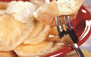 Вареники: 72 домашних вкусных рецепта приготовления