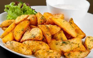 Картофель, запеченный в духовке – рецепты