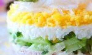 Рецепт салата с мясом свинины – зовем гостей!