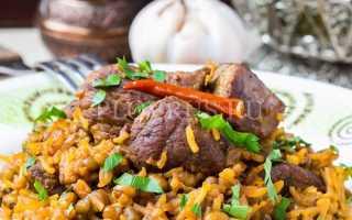 Узбекский плов – история блюда + рецепт приготовления