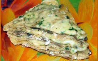 Блинный торт с курицей и грибами: как приготовить, советыБлинный торт с курицей и грибами: как приготовить, советы: как приготовить, советы