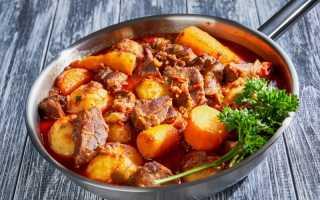 Жаркое по-домашнему из говядины: как приготовить, советы