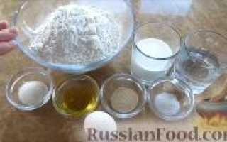 Хачапури по-аджарски – пошаговый рецепт с фото