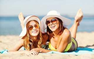 Как выбрать головной убор для пляжа – фото